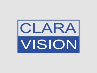 New Clara Vision website