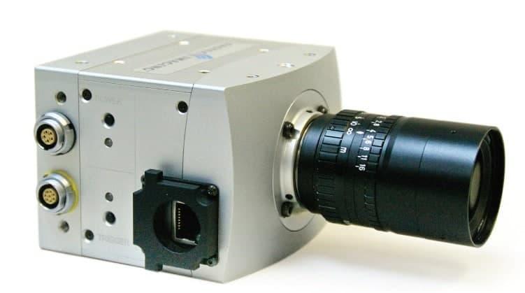 high speed camera hispec2