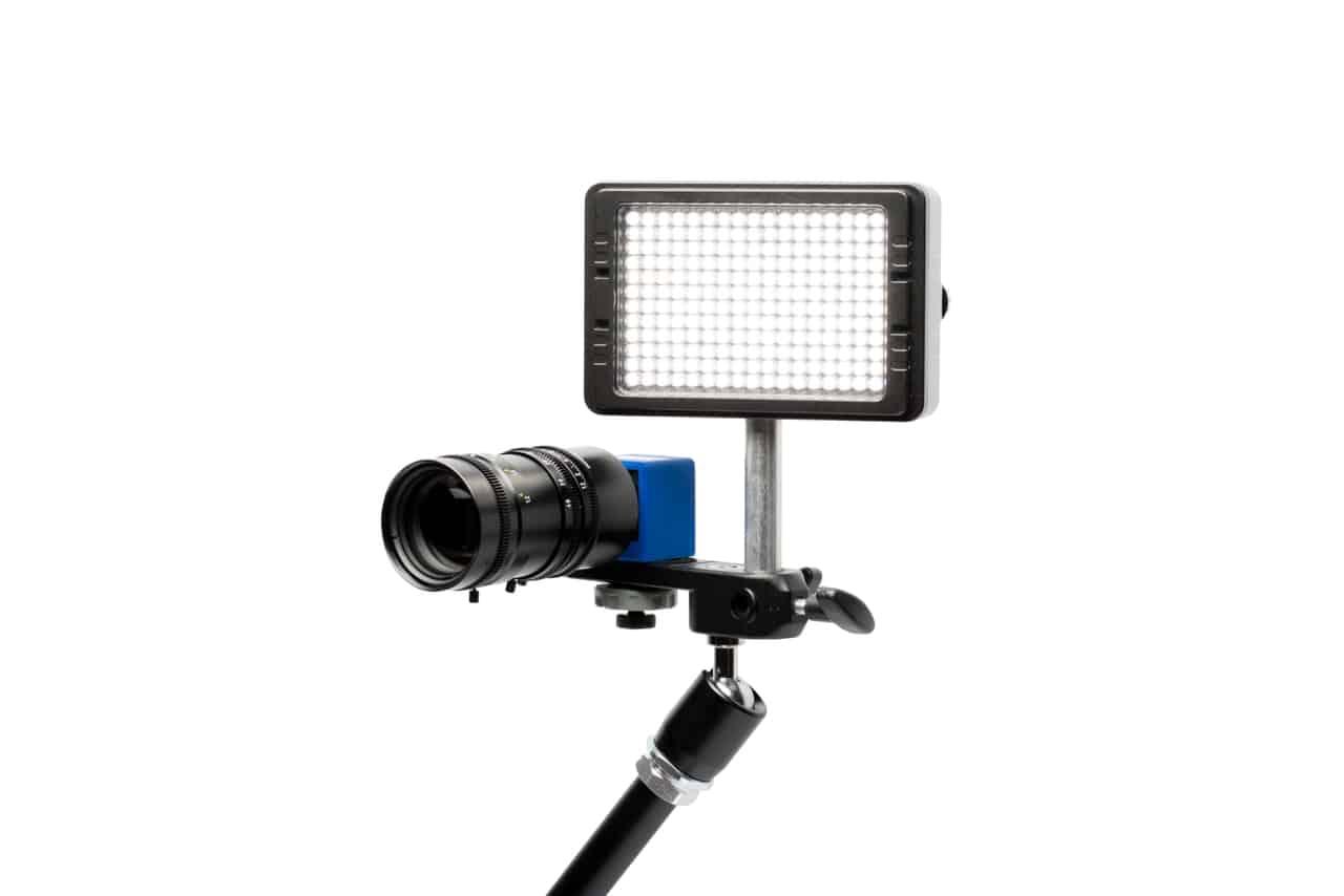 high speed camera with lighting